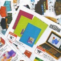 clipart shopping catalogue