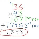 Traditional Multiplication Method