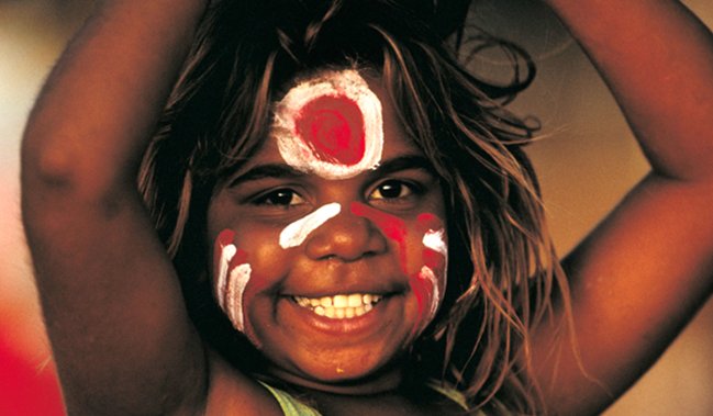 Aboriginal Images – A Cultural Lesson Plan for Years 3/4