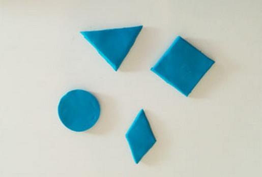 Teaching 2D and 3D Shapes - A Fun Playdough Maths Lesson Plan