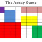 The array game