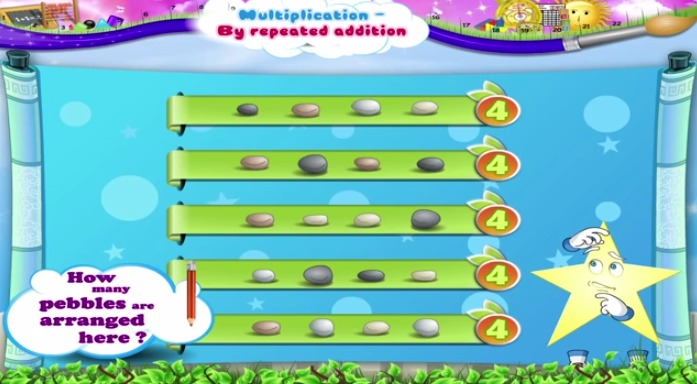 Teaching Arrays and Additive Thinking - A Multiplication Maths ...