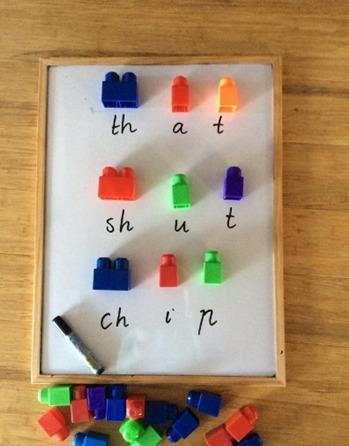 Lego Spelling 3