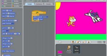 Teaching Coding Scratch