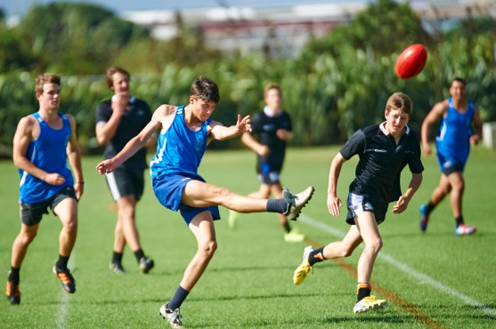 Teaching AFL Skills - A Physical Education Mini-Unit of 5 Lessons ...