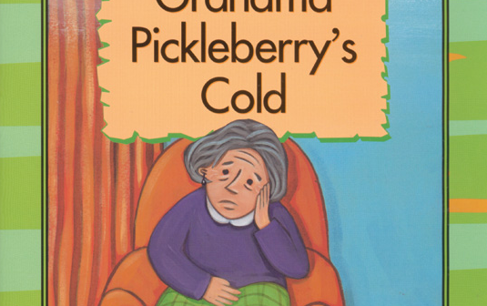 Using Grandma Pickleberry's Cold to Teach Recount Writing in Foundation & Year 1 (Lesson Plan)