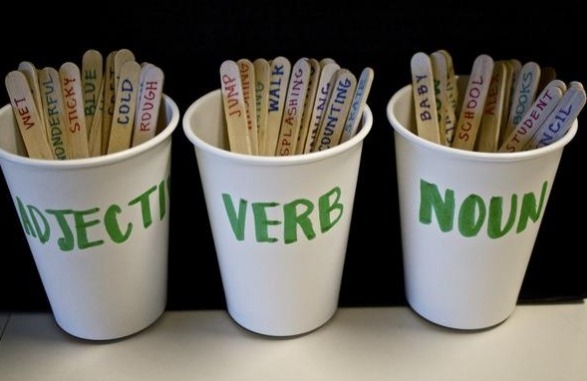 Nouns Verbs And Adjectives Lesson Plan For Years 2 3 4