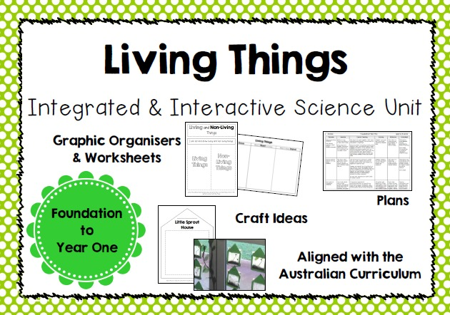 Integrated and interactive science unit on living things for years f integrated and interactive science unit on living things for years f12 ccuart Images